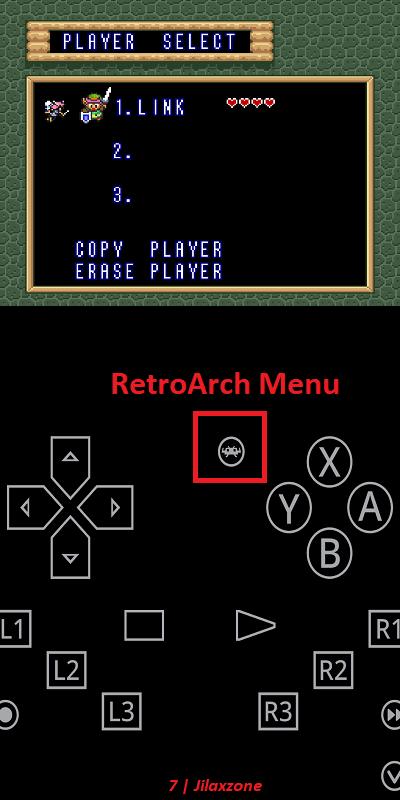 retroarch guide quick menu jilaxzone.com
