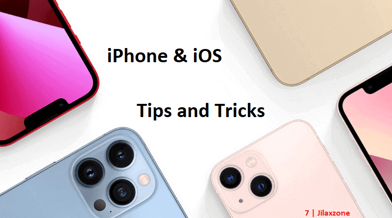 iphone and ios tips and tricks jilaxzone.com